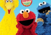 Sesame Street Presents Elmos Super Fun Hero Show